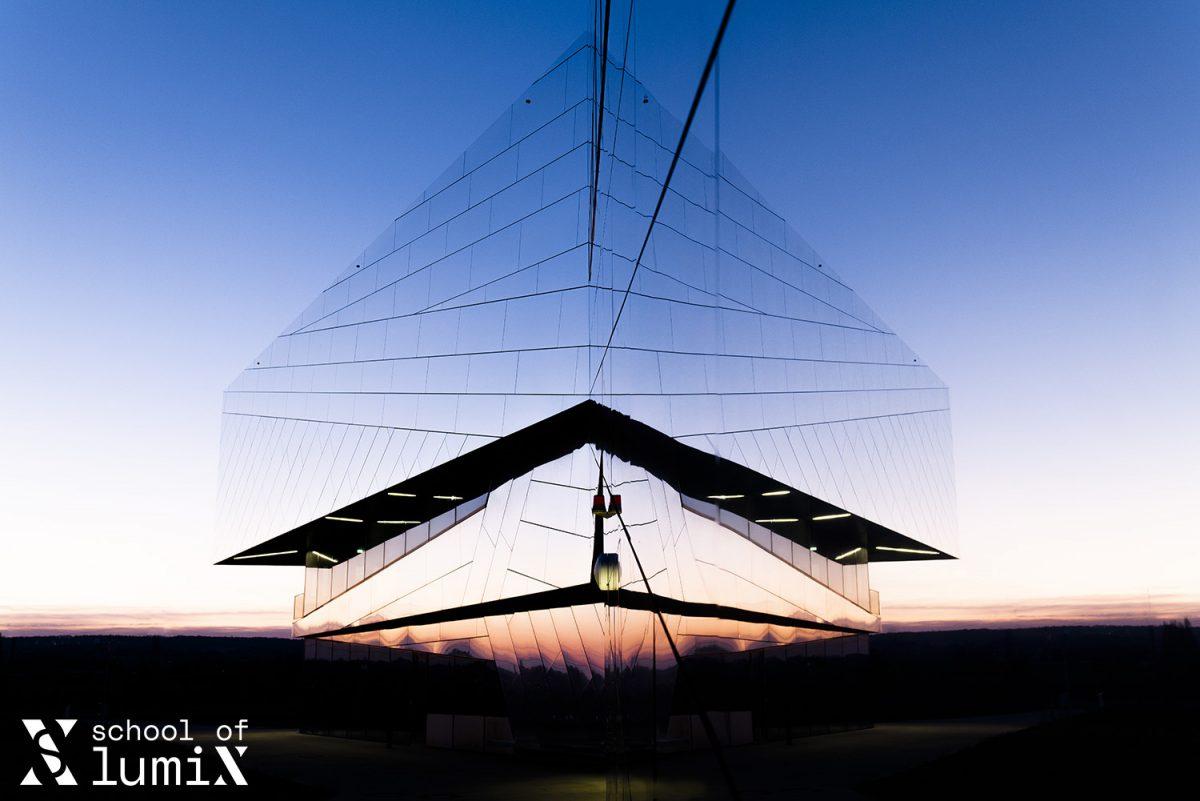 Architekturfotografie – Lumix SR1 mit dem SIGMA ART 1.2 35mm