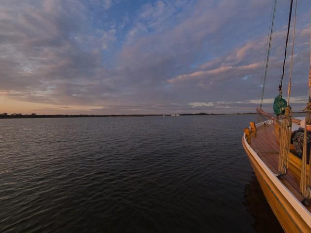 Dokumentation Workshop School of Lumix Zingst Zeesboot
