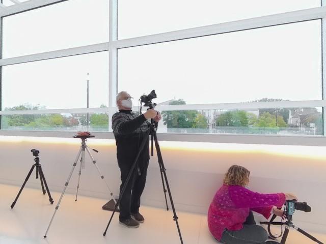 School of LUMIX Workshop Dokumentation Theater Gütersloh